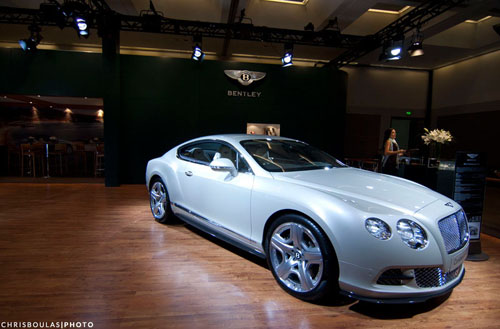 bentley continental tb 2011 LA Auto Show